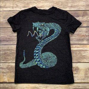 Cat & Jack Snake Shirt